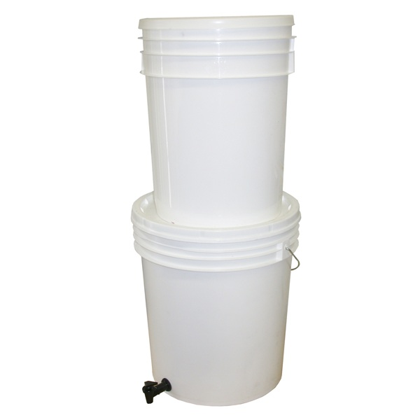 Bucket Gravity Water Filter Traps And Kills Harmful